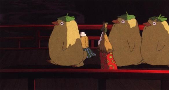 Hayao Miyazaki Portals Of Alternate Night And Day