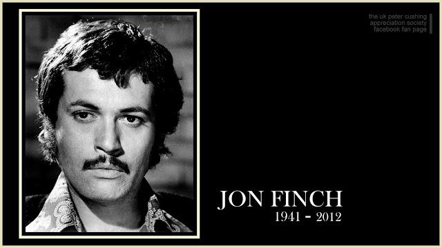 jon finch obituary